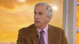 Henry Winkler talks about Season 2 of 'Better Late Than Never'