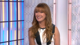 Jane Seymour shares an inspiring story from her new book 'The Road Ahead'