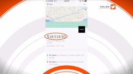 Uber charges man over $18,000 for a 20-minute ride