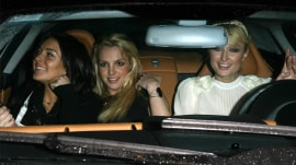 Paris Hilton looks back at her night out with Britney Spears, Lindsay Lohan