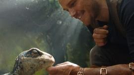 'Jurassic World: Fallen Kingdom': Chris Pratt shares a sneak peek