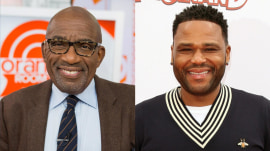 Who would play Al Roker in a TODAY biopic?