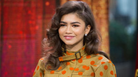 Zendaya: I do my own trapeze stunts in 'The Greatest Showman'