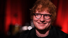 To Ed Sheeran, music should make you fall in love and make you happy