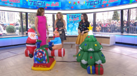LED ornaments, animated inflatables: Tech the halls for the holidays