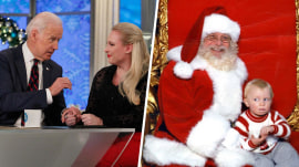 Highs and Lows: Joe Biden consoles Meghan McCain, battle over baby Jesus
