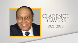 Life well lived: Clarence Beavers, part of first all-black US paratrooper unit, dies at 96
