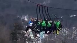Ski lift malfunction in Pennsylvania leaves several hurt