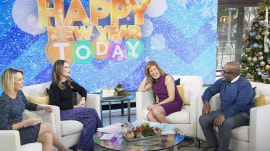 'Something beautiful about beginnings': TODAY anchors share New Year's resolutions