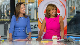 Congratulations, Hoda Kotb! Well wishes pour in for new TODAY co-anchor