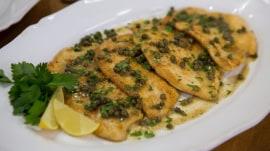 Make chicken piccata and garlic broccolini: Delicious (and healthy too)
