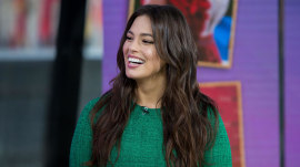 Model Ashley Graham: 'Beauty beyond size' is my mantra