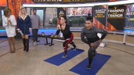 3 top celebrity trainers share workout moves with Meghan Trainor