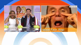 Can 'face yoga' make you look younger (or just make you look weird)?