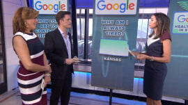 'Why am I always tired?' and other top-Googled health questions answered