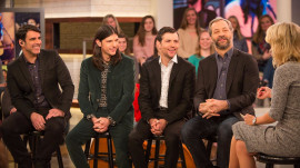Judd Apatow and Avett Brothers talk about new documentary 'May It Last'