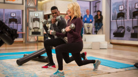 Watch Megyn Kelly go 'speed dating' for the right workout