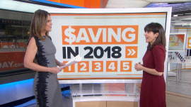 Money mindfulness and other ways to save more in 2018