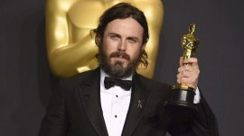 Casey Affleck will not present at Oscars in wake of MeToo movement