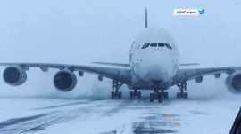 Nor'easter of 2018 causes thousands of canceled flights