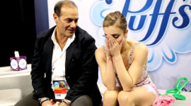 Skater Ashley Wagner 'furious' after failing to make US Olympic team