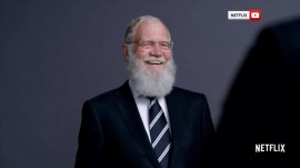 David Letterman set to make comeback on Netflix