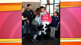 Visit to Chick-fil-A turns into heartwarming military reunion