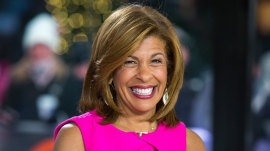 Hoda Kotb's most memorable moments on TODAY: A look book