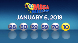 1 winning Mega Millions ticket worth $450 million sold in Florida