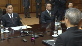 North Korea and South Korea resume talks