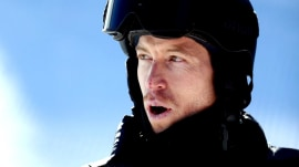 Snowboarder Shaun White secures Olympic slot with perfect halfpipe score
