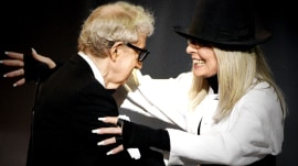 Diane Keaton defends Woody Allen from sexual misconduct allegation