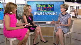 How to protect your child's safety when using smart toys