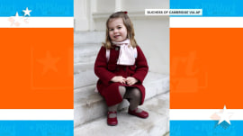 Bueno! Princess Charlotte can speak a little Spanish