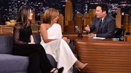 Hoda Kotb and Savannah Guthrie are guests on Jimmy Fallon