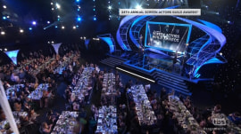 MeToo Movement dominates SAG Awards