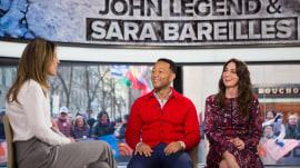John Legend and Sara Bareilles talk 'Jesus Christ Superstar Live in Concert'