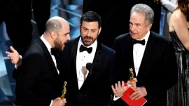 Jimmy Kimmel recalls 2017 Best Picture snafu in funny Oscars promo