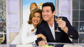 Ex-Superman portrayer Dean Cain to Hoda Kotb: 'You're Superwoman!'