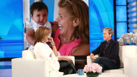 Ellen DeGeneres rates Hoda Kotb's baby Haley Joy: How did she do?