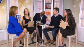 Nick and Vanessa Lachey talk about their 3 kids (and get quizzed by Al!)