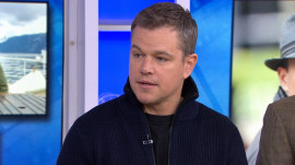 Matt Damon talks about Water.org campaign