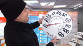 Frigid temps are leaving some out in the cold (even while at work indoors!)