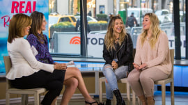 Rachel Platten and Iskra Lawrence talk about body positivity campaign