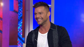 Ricky Martin talks about his marriage, Versace 'Crime Story' and more