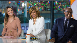 TODAY anchors reveal their rapper names