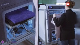 Could a robot take the drudgery out of folding laundry?
