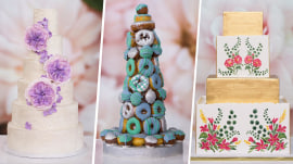 Help choose the cake for live wedding on TODAY: Vote!