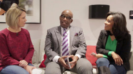 Off The Rails: Al Roker, Dylan Dreyer and Sheinelle Jones talk who should play them in movies