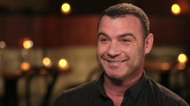 Liev Schreiber's kids aren't impressed by his 'Ray Donovan' Golden Globe nods